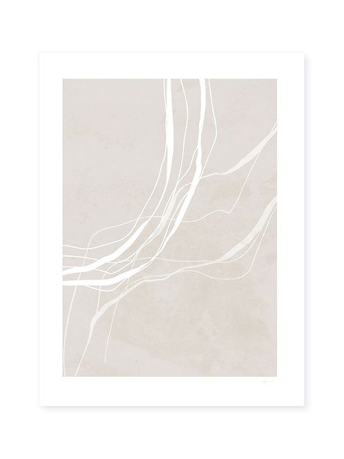 White Linen - Viewme Art Collection