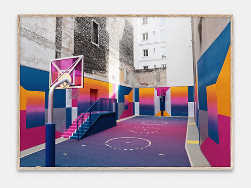 Kasper Nyman - Cities Of Basketball Paris