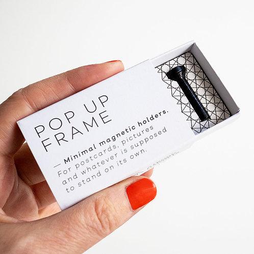 Fox & Poet Magnet Pop Up Frame Magnet Postkarten