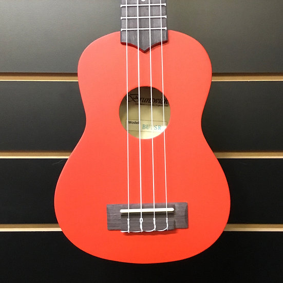 Brunswick BU1S Soprano Red