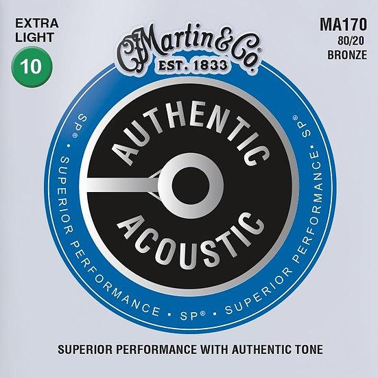 Martin MA170 Authentic Acoustic SP 80/20 Bronze 10-47