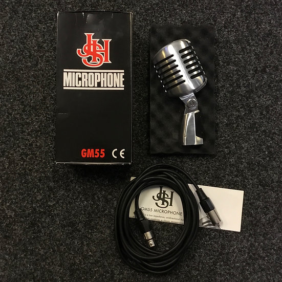 JHS GM55 Microphone (Preowned)
