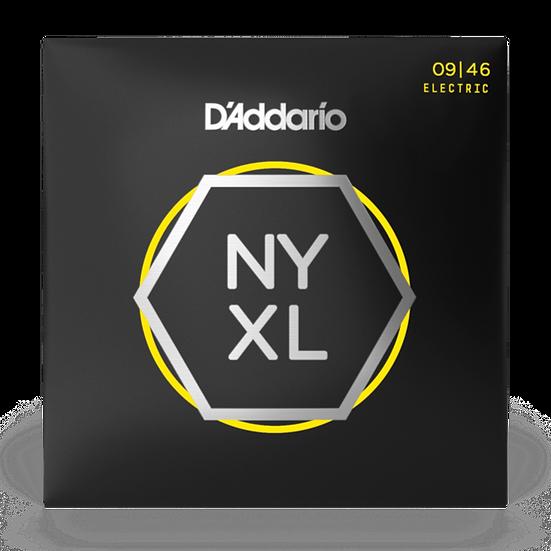 D'Addario NYXL 9-46 Electric Guitar Strings