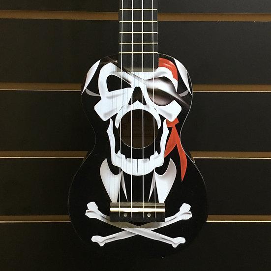 Mahalo Pirate Soprano Ukulele
