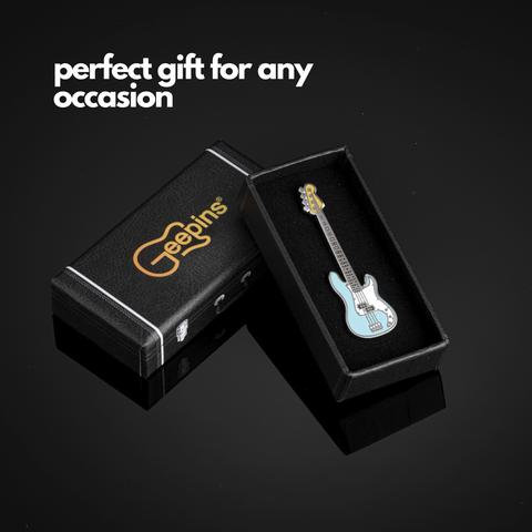 Geepin Precision Bass Guitar Pin
