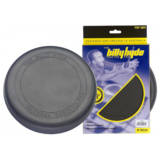 Billy Hyde Practice Pad 8""