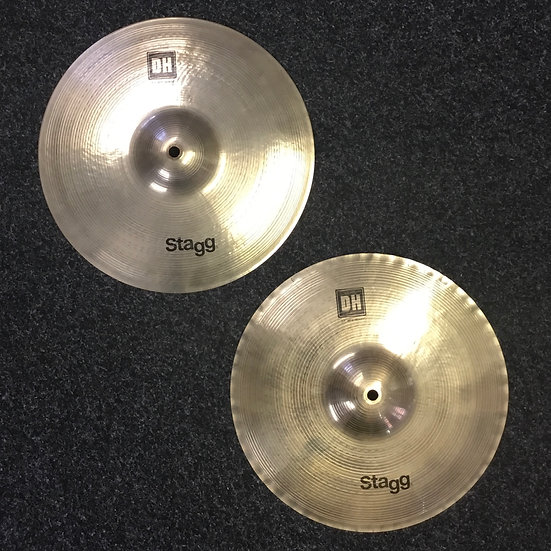 Stagg DH Bite Hi-Hats 13""