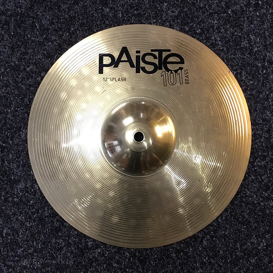"Paiste 101 Splash 12"" (Preowned)"