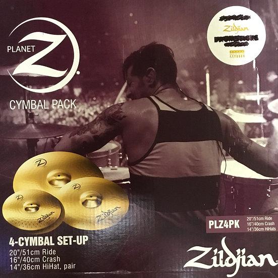 Zildjian Planet Z Cymbal Pack (Preowned)