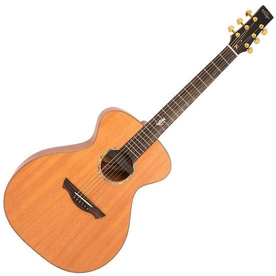 Vintage 'JG' Gordon Giltrap Signature Electro-Acoustic Guitar VE3000MGG