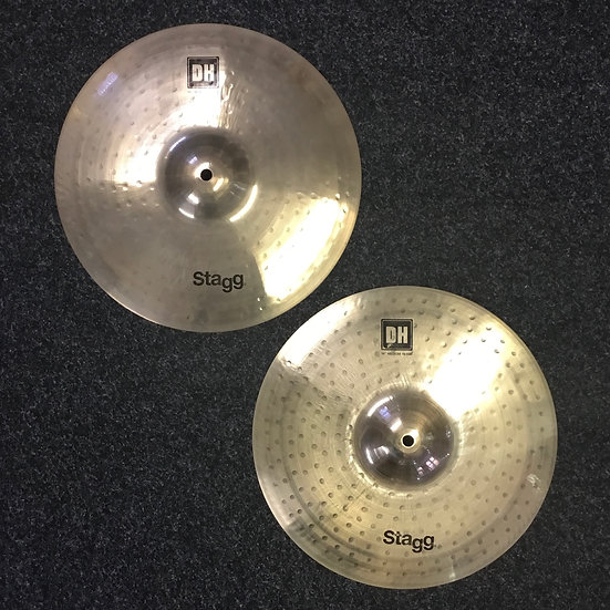 "Stagg DH Medium Hi-Hats 14"""