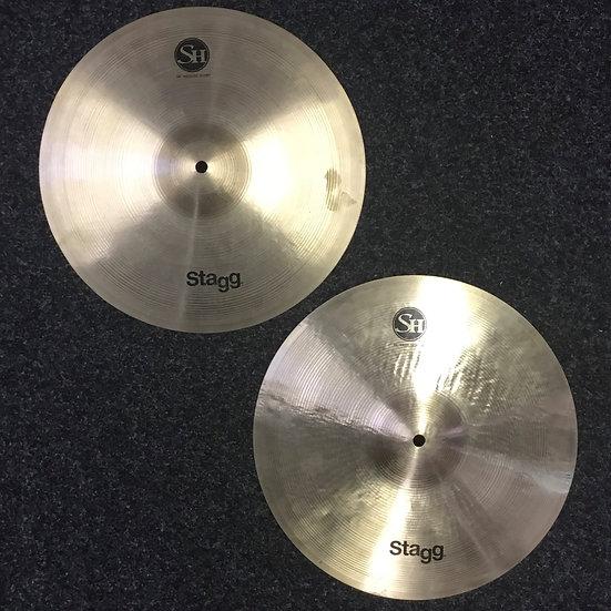 "Stagg SH Medium Hi-Hats 14"""