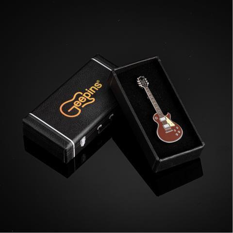 Geepin Les Paul Guitar Pin