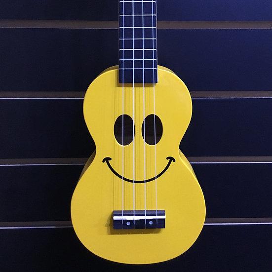 Mahalo Smiley Soprano Ukulele