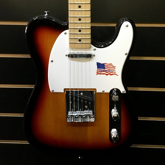 SX TC Sunburst