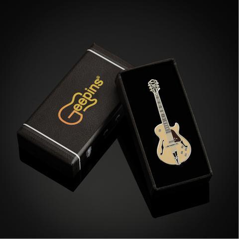 Geepin George Benson Guitar Pin