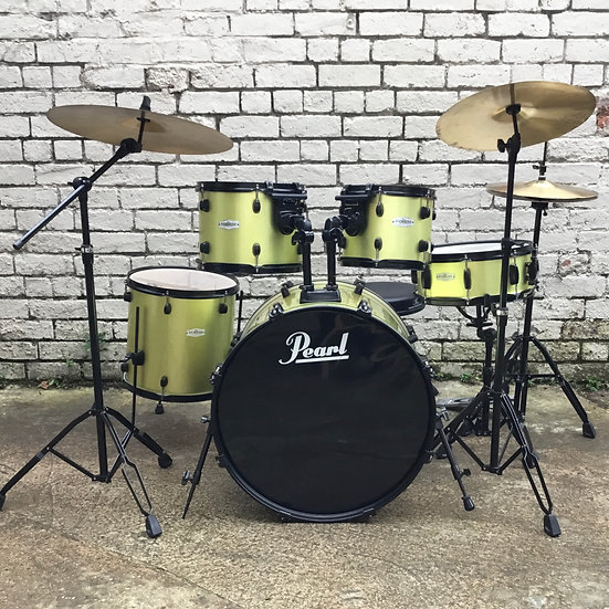 """Pearl Forum Series 22"""" Fusion Kit (Preowned)"""