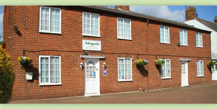 Abigails guesthouse Chesterfield
