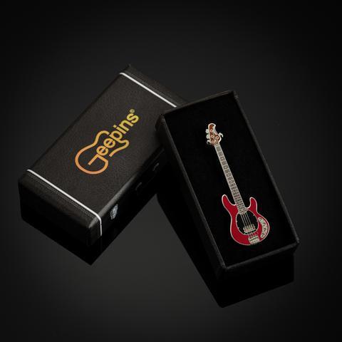 Geepin Music Man Bass Bass Guitar Pin