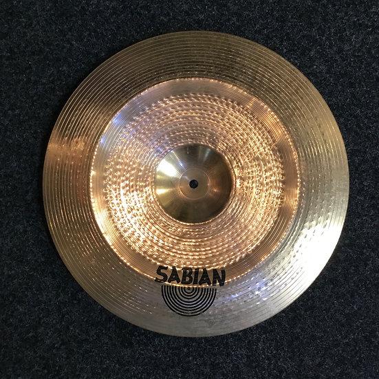 """Sabian B8 China 18"""" (Preowned)"""