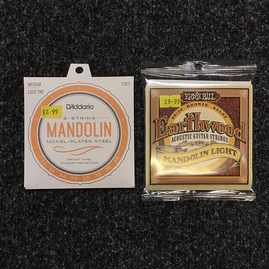 Mandolin Restring