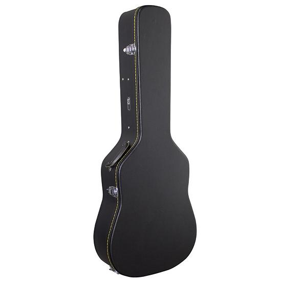 TGI Acoustic Guitar Hard Case (6 or 12 String)