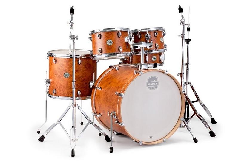 """Mapex Storm 22"""" Rock Fusion Kit Camphor (No Cymbals)"""