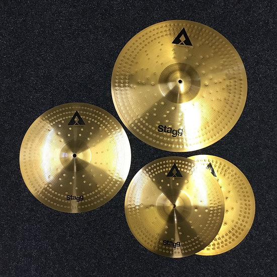 Stagg AX K Cymbal Pack