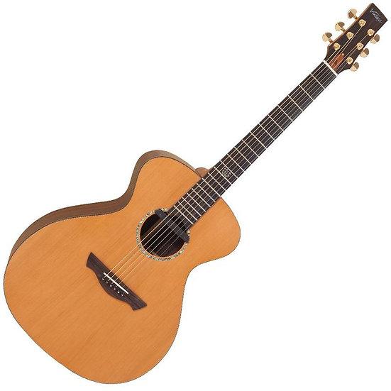 Vintage Gordon Giltrap Signature Deluxe Electro-Acoustic Guitar VE2000DLX