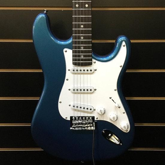 Aria STG 003 Metallic Blue