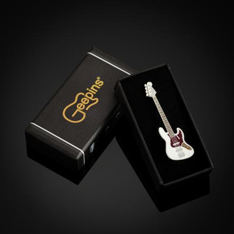 Geepin Jazz Bass Guitar Pin