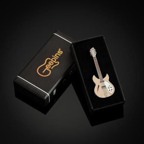 Geepin Rickenbacker 330 Guitar Pin