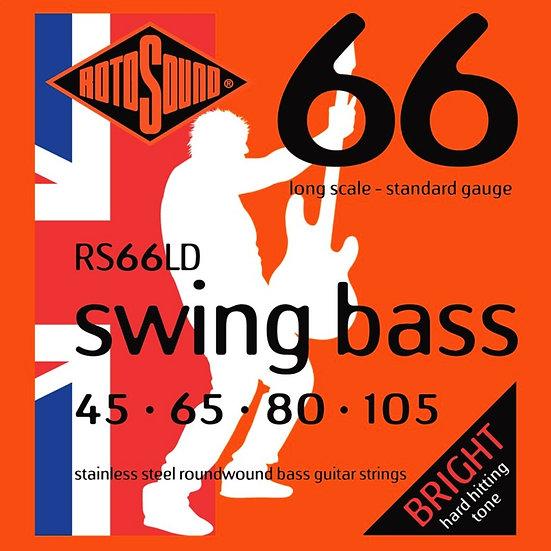 Rotosound RS66LD Swing Bass 45-105 Bass Strings