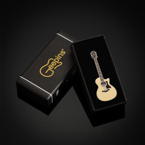 Geepin Taylor Guitar Pin