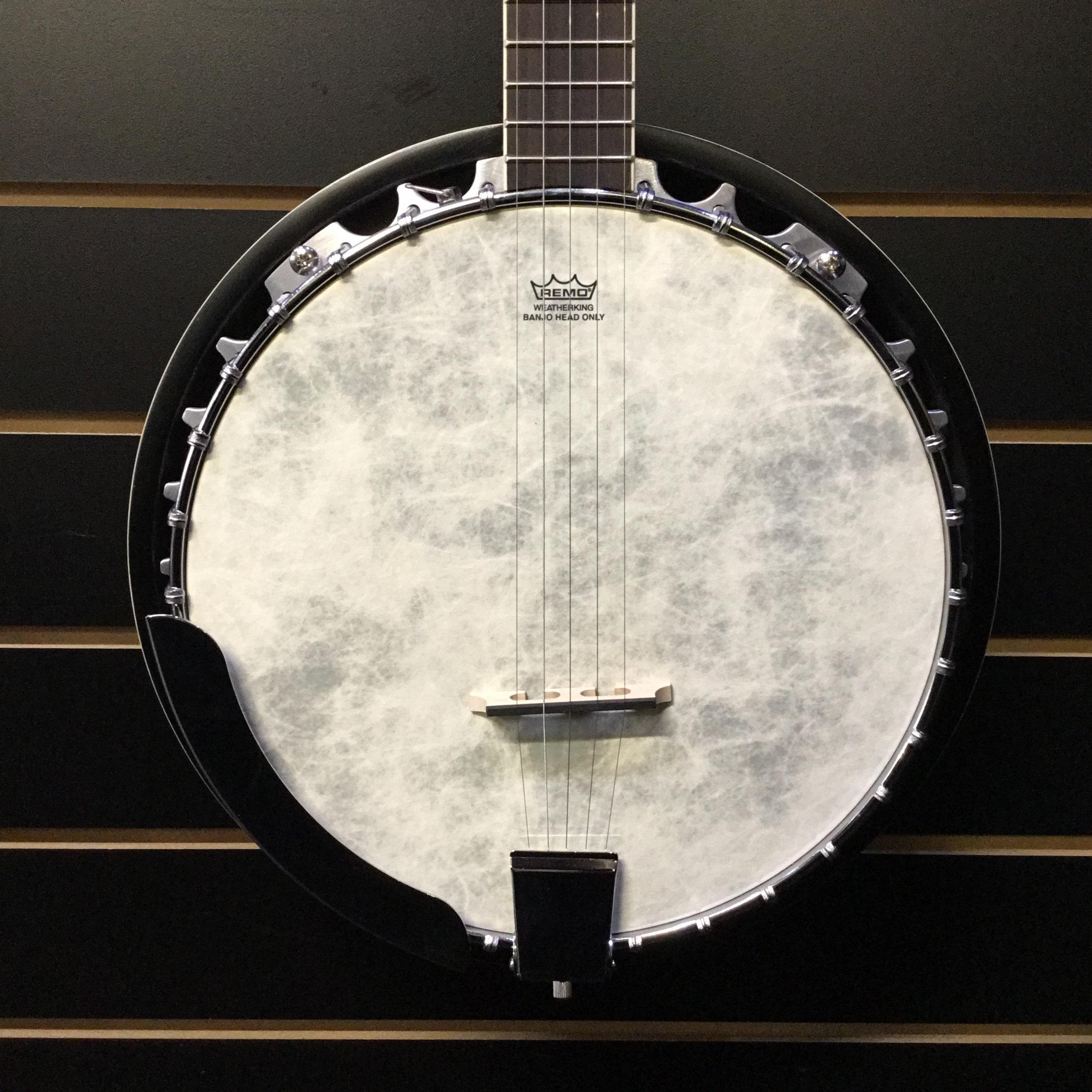 Barnes and Mullins BJ300 5 string Perfect Banjo ...