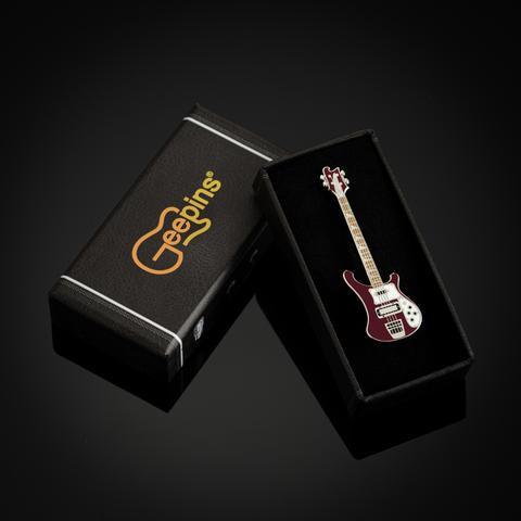Geepin Rick 4001 Bass Guitar Pin