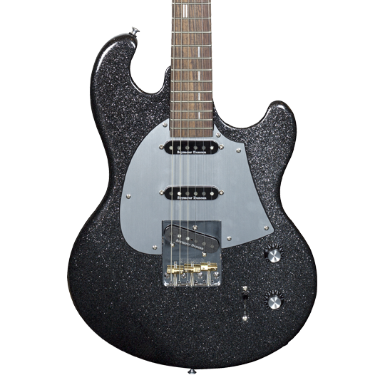 Shergold SM03-SD Ltd Edition Black Sparkle