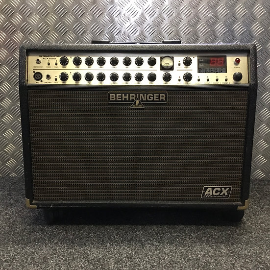 Behringer Ultracoustic ACX1000 (Preowned)