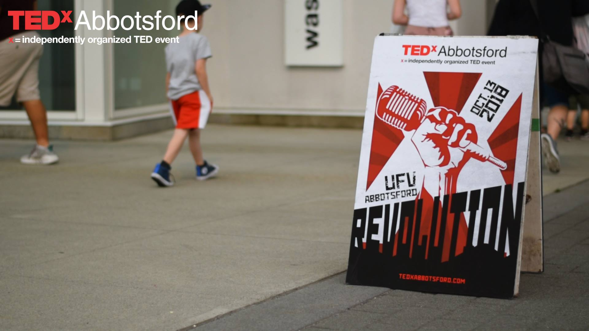 TEDxAbbotsford Street Interviews