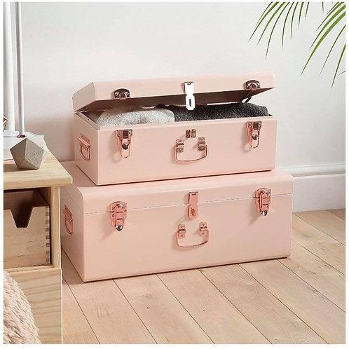 Trunk Set ~ Blush Pink