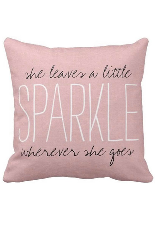 Sparkle Pillowcase