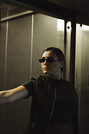 in the matrix