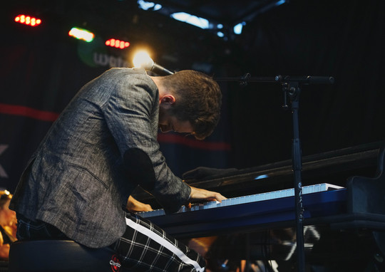 Jukebox the Ghost at WFPK Wednesday