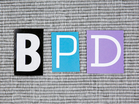 Borderline Personality Disorder Article