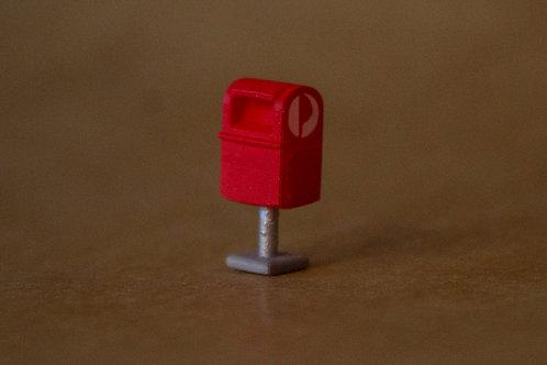 Post Box (half)