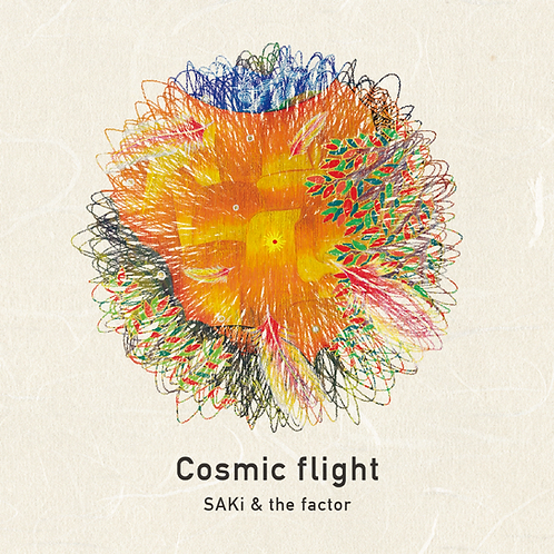 2nd Album Cosmic flight
