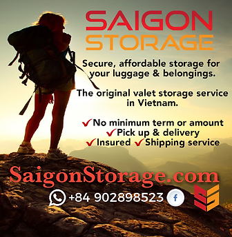 self storage in Saigon