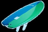 Surfboard & Bag