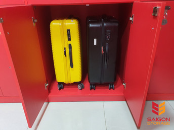Large For 2 Luggage Or More