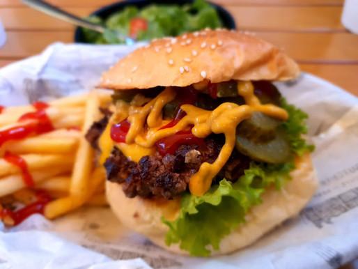 Dr Burger In District 10, Saigon